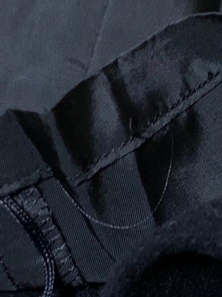 クレージュ スカートスーツ サイズ9 M レディース 黒×アイボリー 7