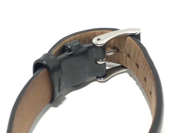 SWAROVSKI(スワロフスキー) 腕時計 - レディース 黒×クリア 5