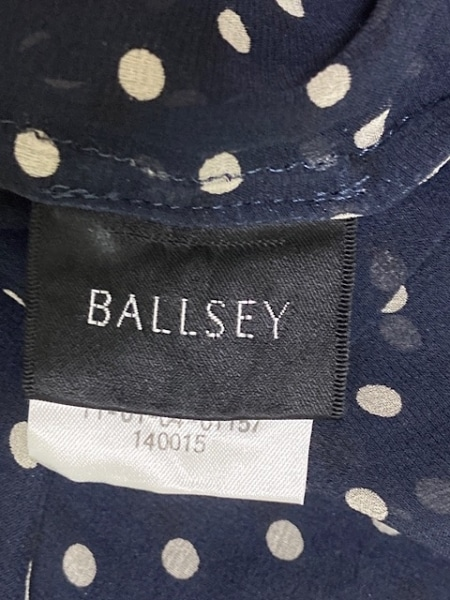 BALLSEY(ボールジー) スカートセットアップ レディース - ドット柄 4