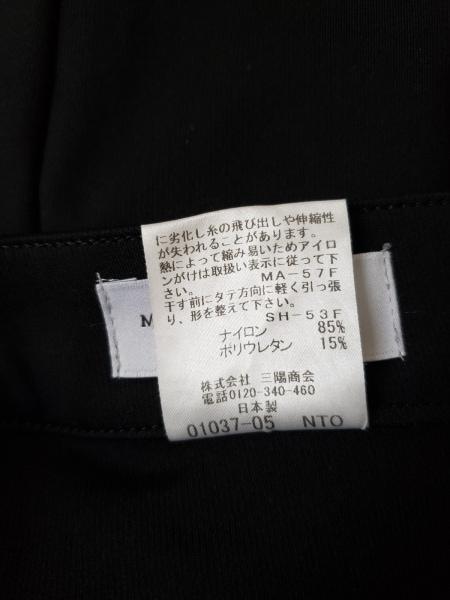 マッキントッシュロンドン パンツ サイズ36 S レディース 黒 4