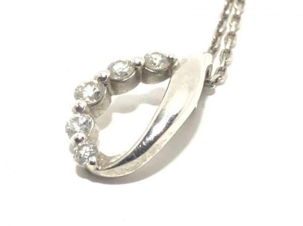 VENDOME(ヴァンドーム青山) ネックレス Pt850×ダイヤモンド 1