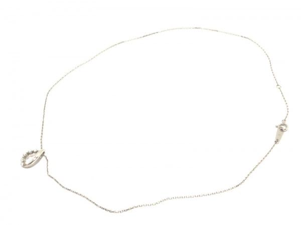 VENDOME(ヴァンドーム青山) ネックレス Pt850×ダイヤモンド 2