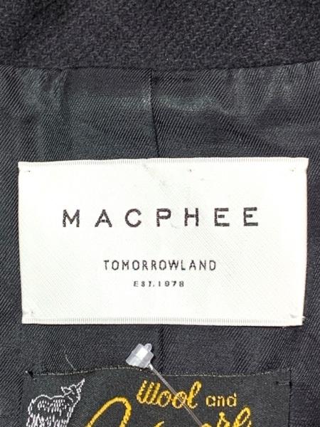 MACPHEE(マカフィー) コート サイズ38 M レディース美品  黒 3