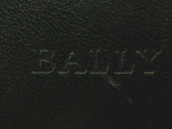 BALLY(バリー) ハンドバッグ美品  - 黒 スエード×レザー 8