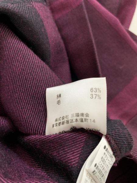 バーバリーロンドン 巻きスカート サイズ36 M レディース美品 4