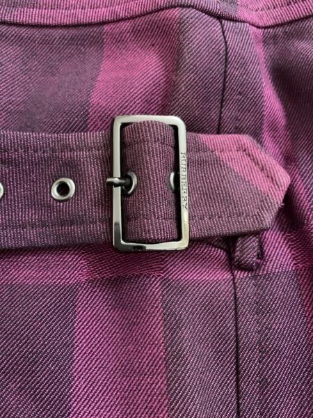 バーバリーロンドン 巻きスカート サイズ36 M レディース美品 7