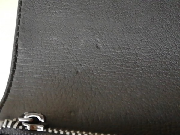 DIESEL(ディーゼル) 財布 - 黒×白 ショルダーウォレット レザー 6