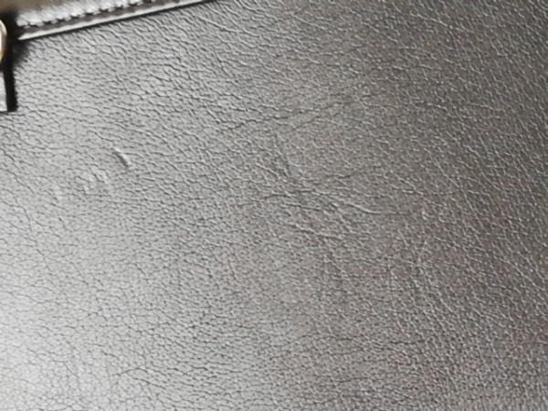 DIESEL(ディーゼル) 財布 - 黒×白 ショルダーウォレット レザー 7