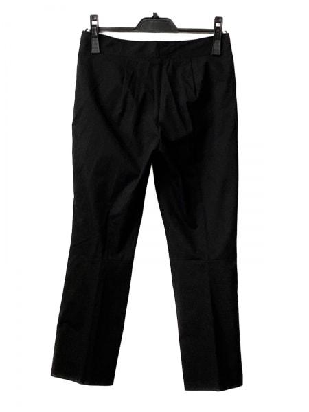 PRADA(プラダ) パンツ サイズ40 M レディース - 黒 フルレングス 2