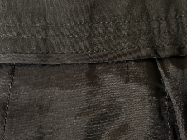 PRADA(プラダ) パンツ サイズ40 M レディース - 黒 フルレングス 7