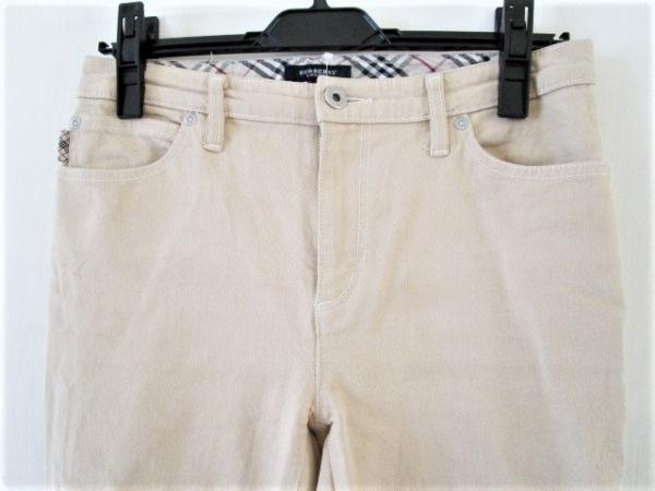 バーバリーロンドン パンツ サイズ38 L レディース チェック柄 5