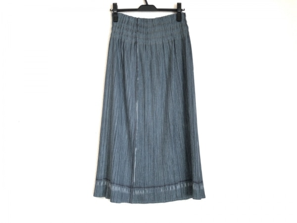プリーツプリーズ ロングスカート サイズ2 M レディース美品 1