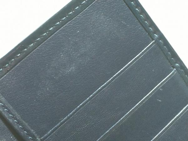 ジミーチュウ 財布 - 黒 チェーンウォレット エナメル(レザー) 5