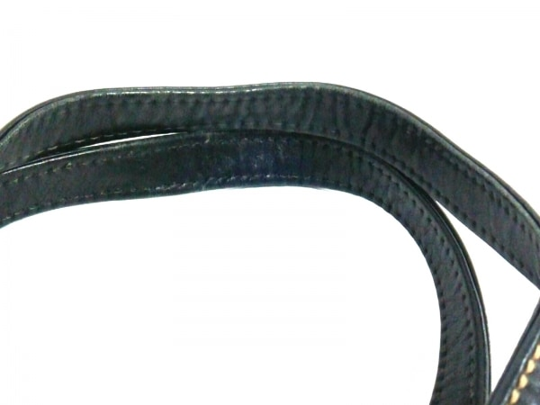 CHANEL(シャネル) トートバッグ ワイルドステッチ 黒 ラムスキン 5