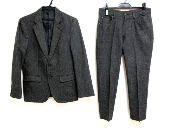 ジャーナルスタンダード シングルスーツ サイズS メンズ - グレー 1