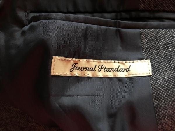 ジャーナルスタンダード シングルスーツ サイズS メンズ - グレー 3