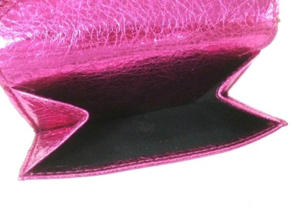 バレンシアガ 3つ折り財布美品  ペーパーミニウォレット 391446 4