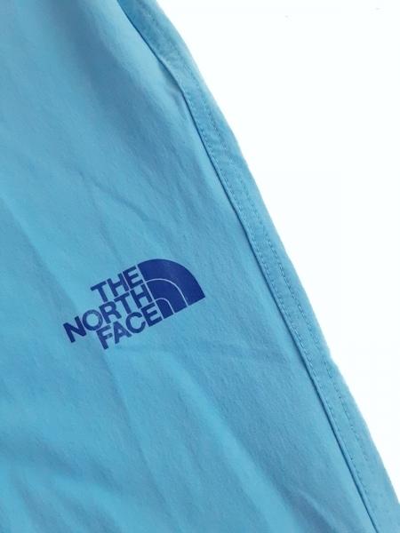 ノースフェイス パンツ サイズM レディース - ライトブルー 6