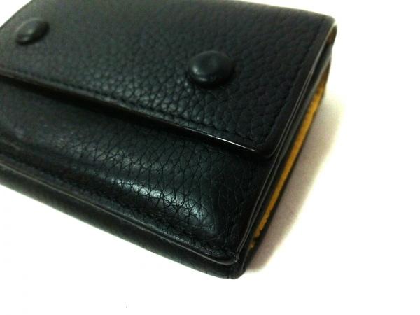 CELINE(セリーヌ) 3つ折り財布 - 黒 レザー 6
