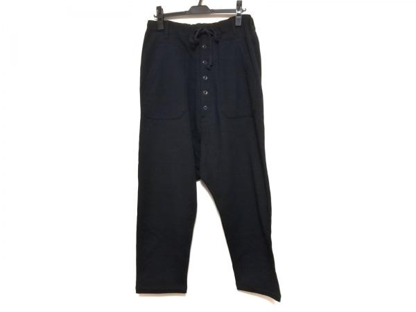 サイト パンツ サイズM メンズ - 黒 フルレングス/変形デザイン 1