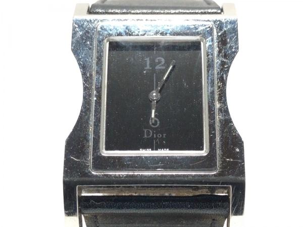 ChristianDior(ディオール) 腕時計 クリス47 CD033110 レディース 黒 1