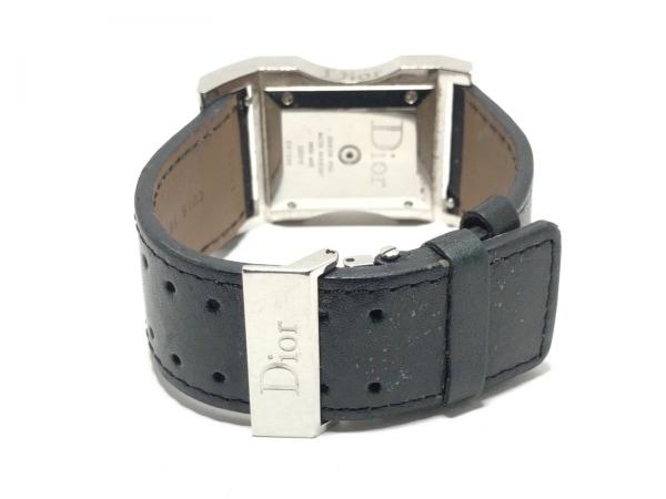 ChristianDior(ディオール) 腕時計 クリス47 CD033110 レディース 黒 3