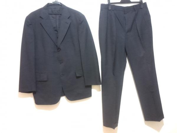 J.PRESS(ジェイプレス) シングルスーツ メンズ - ダークグレー 1