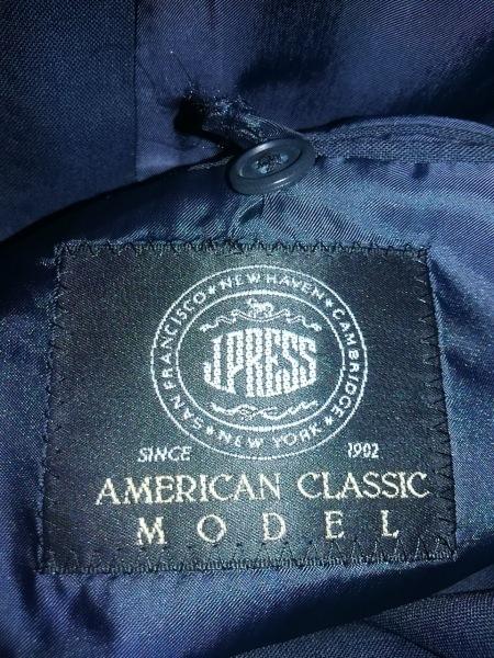 J.PRESS(ジェイプレス) シングルスーツ メンズ - ダークグレー 3