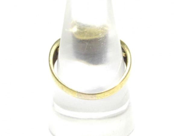 ノーブランド リング K18×Pt900×ダイヤモンド×カラーストーン 3