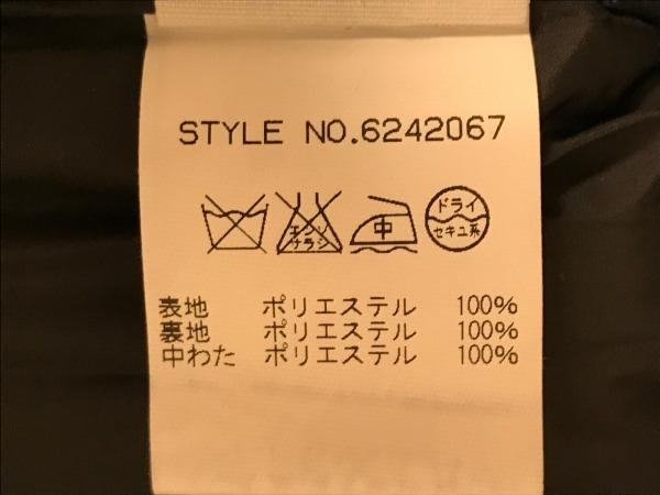 AVIREX(アビレックス) ダウンコート サイズM メンズ美品  黒 冬物 4