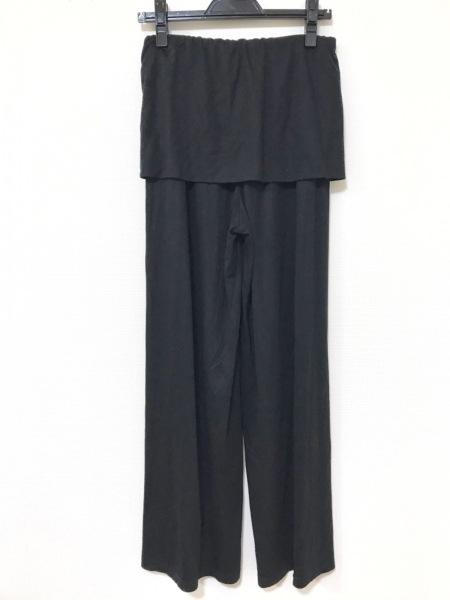 芽風(メフウ/センソユニコ) パンツ サイズ38 M レディース美品  黒 2