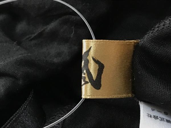 芽風(メフウ/センソユニコ) パンツ サイズ38 M レディース美品  黒 4