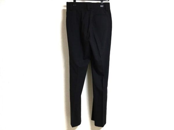 ジルサンダー パンツ サイズ34 XS レディース美品  ダークグレー 2