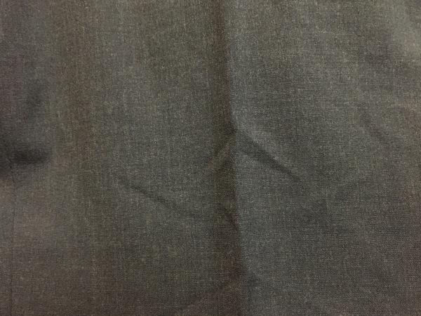 ジルサンダー パンツ サイズ34 XS レディース美品  ダークグレー 5