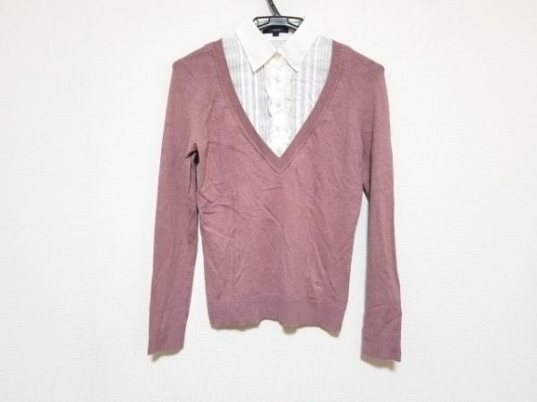 バーバリーロンドン 長袖セーター サイズ1 S レディース美品 1