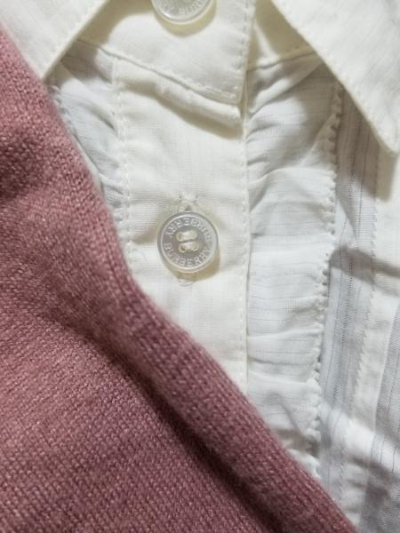 バーバリーロンドン 長袖セーター サイズ1 S レディース美品 6