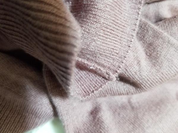 バーバリーロンドン 長袖セーター サイズ1 S レディース美品 7