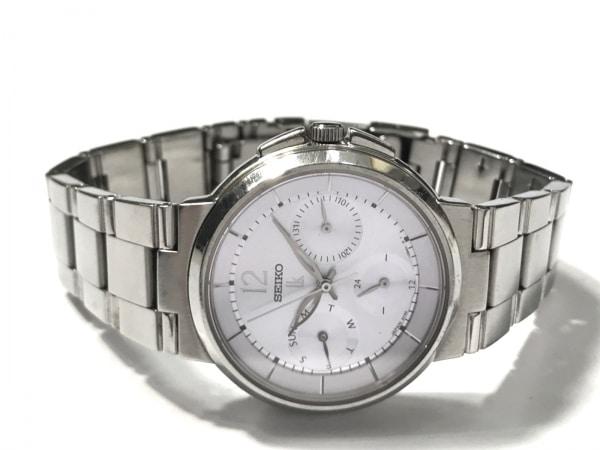 セイコー 腕時計 ルキア 5Y89-0B70 レディース トリプルカレンダー 2