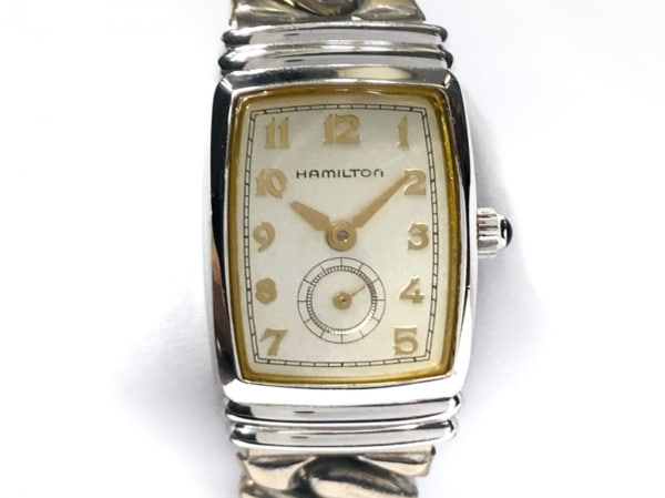 HAMILTON(ハミルトン) 腕時計 - 6247 レディース シルバー 1