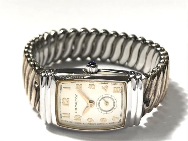HAMILTON(ハミルトン) 腕時計 - 6247 レディース シルバー 2