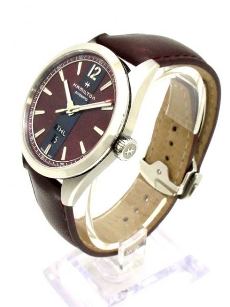 ハミルトン 腕時計 ブロードウェイ デイデイト H435150 メンズ 2