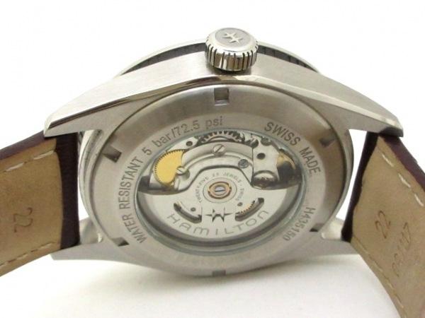 ハミルトン 腕時計 ブロードウェイ デイデイト H435150 メンズ 3