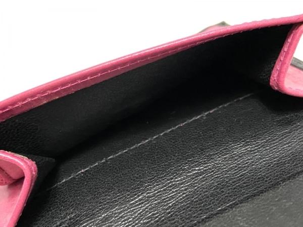 WhitehouseCox(ホワイトハウスコックス) 3つ折り財布 - 黒 レザー 4
