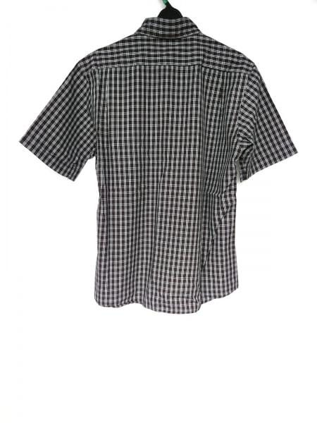 バーバリーズ 半袖シャツ サイズ2 M メンズ新品同様  - チェック柄 2