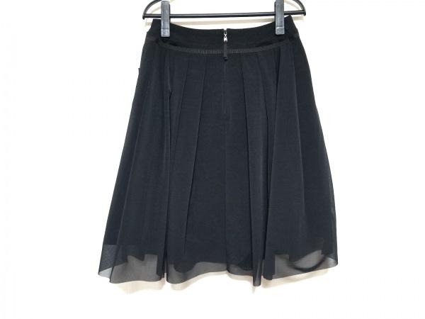 フォクシーニューヨーク スカート サイズ40 M レディース美品  黒 2
