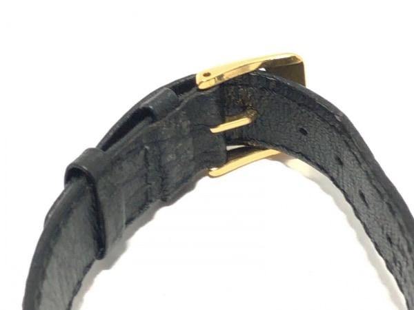 Burberry's(バーバリーズ) 腕時計 レディース 革ベルト 黒 5