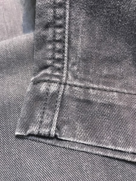 ノースフェイス パンツ サイズ32 XS メンズ - ダークグレー 7