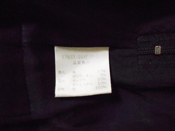 フォクシー スカート サイズ38 M レディース美品  - 黒 ひざ丈 4