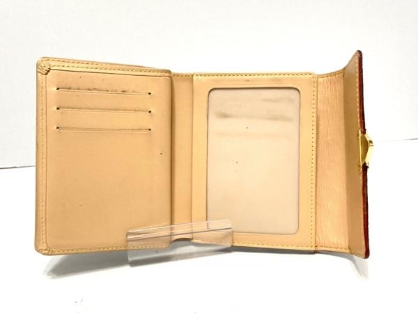 ルイヴィトン 3つ折り財布 モノグラムマルチカラー M58015 ノワール 3
