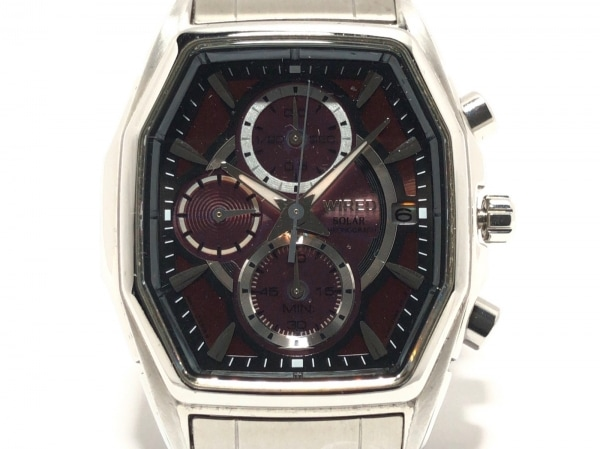 WIRED(ワイアード) 腕時計 - V176-0AJ0 メンズ クロノグラフ 1